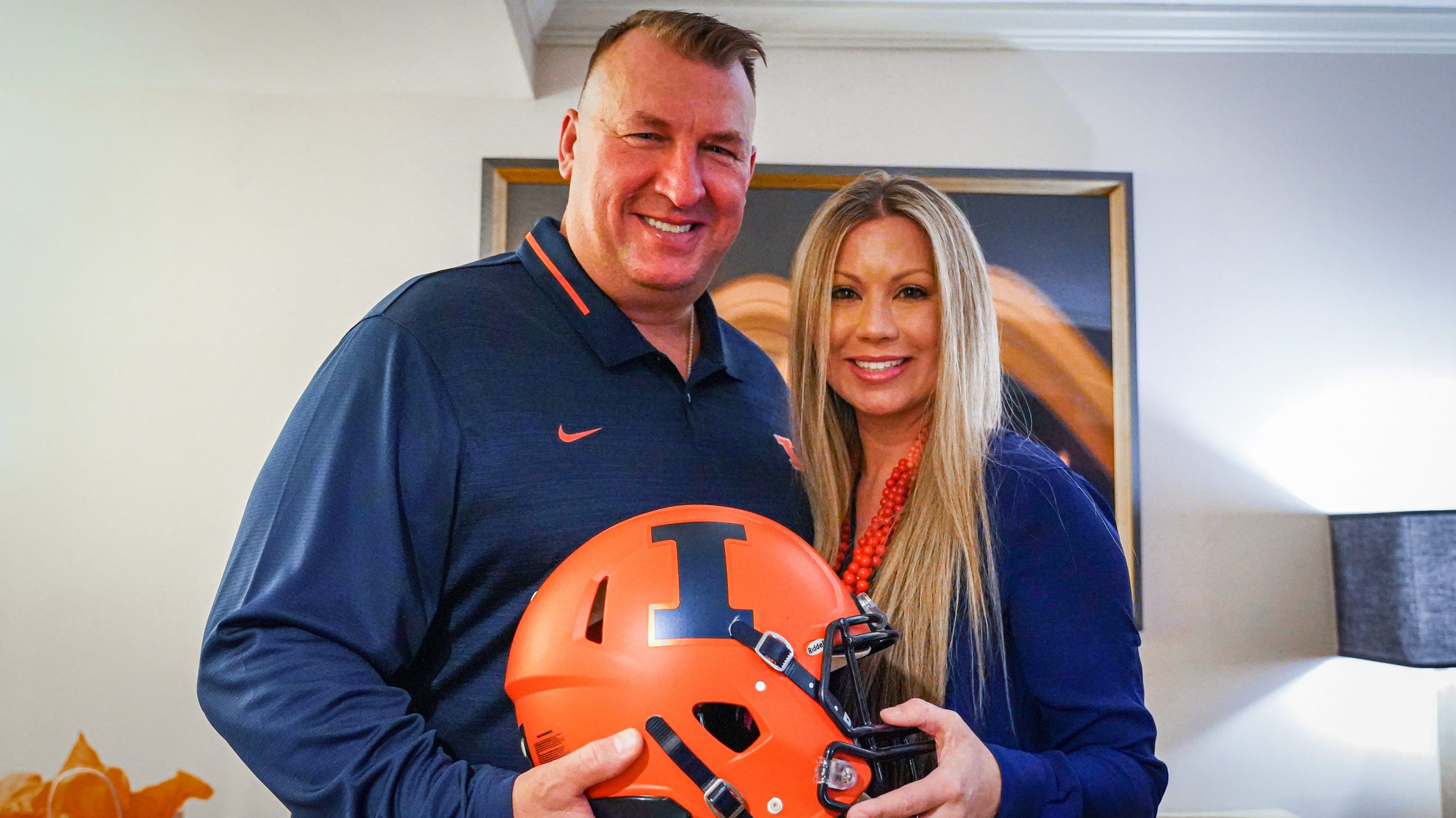 Bielema Hired by Illinois