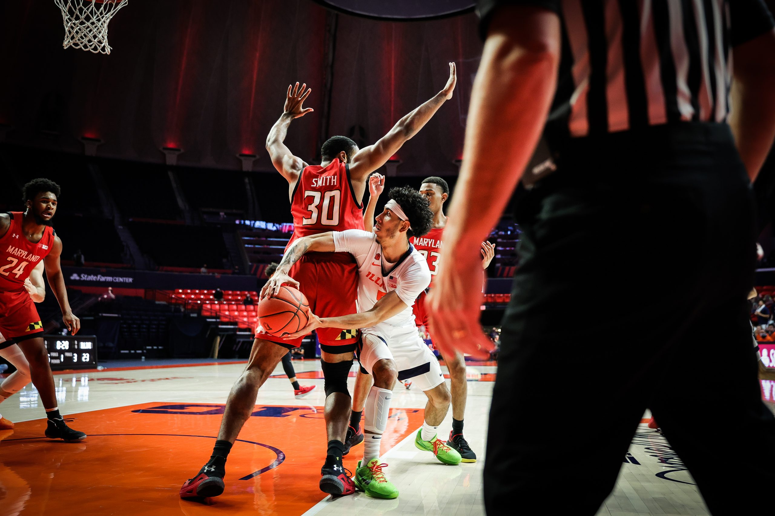Illini frosh Curbelo doesn't mind being a passing fancy