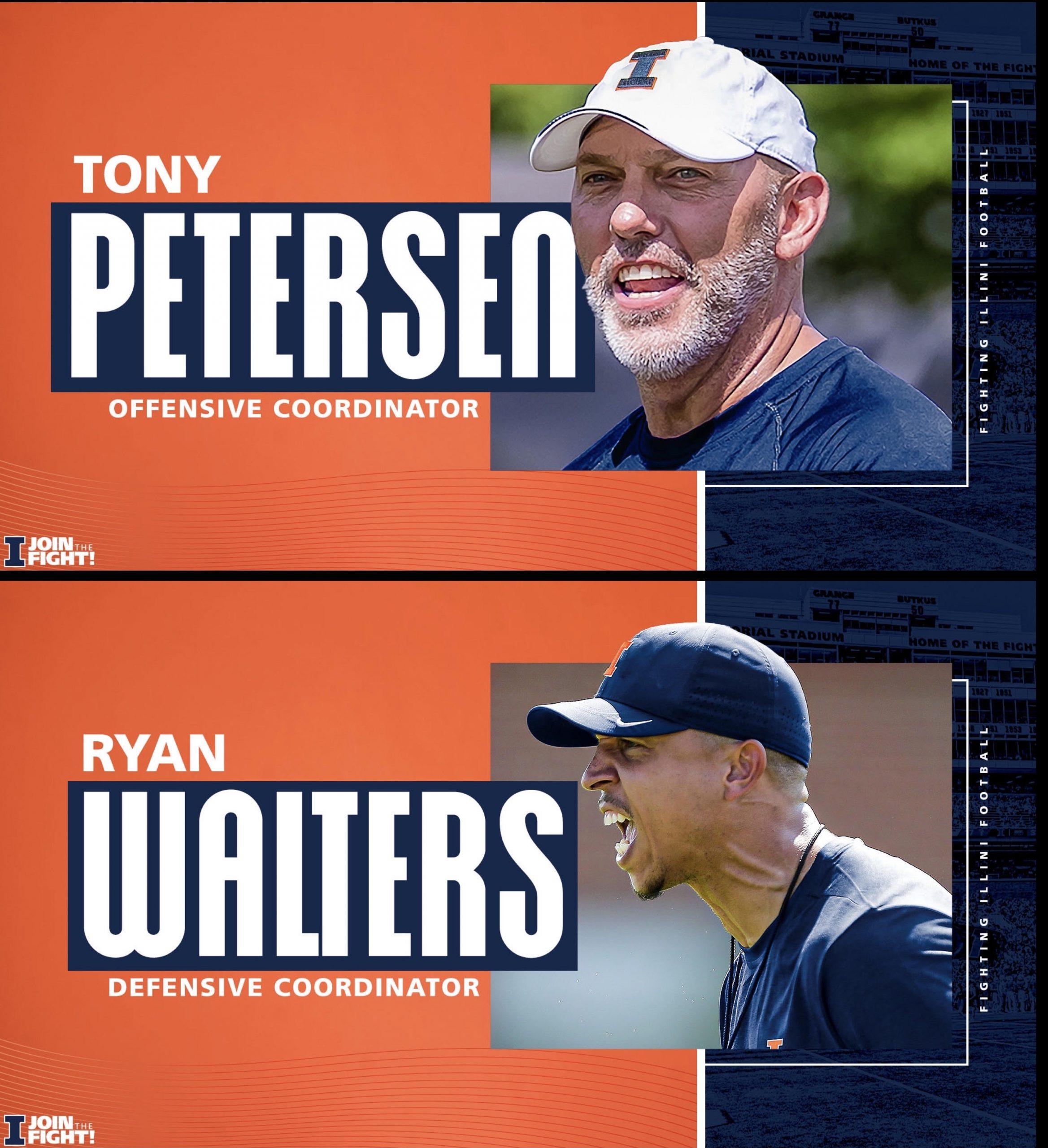 Football Coaching Staff Hires - The Coordinators
