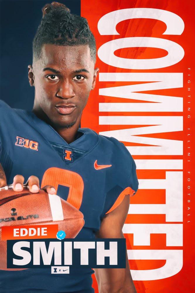Football Recruiting - Spotlight on Eddie Smith