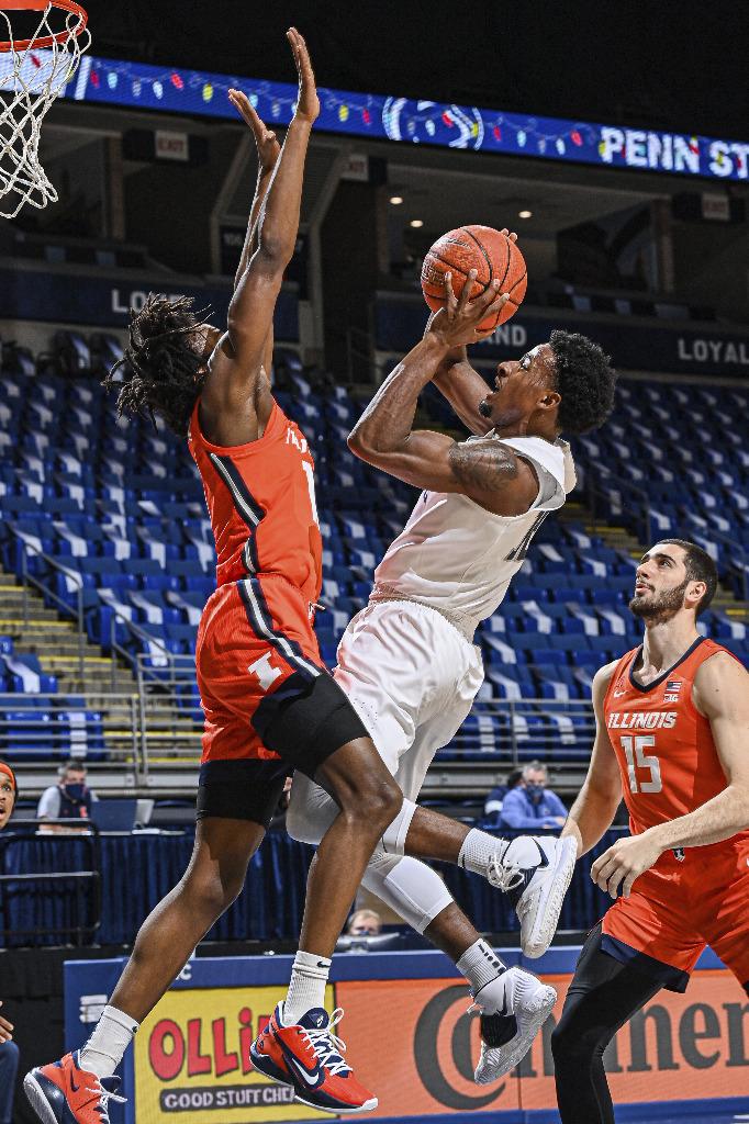 Illini-Penn State Post Game Heat Checks