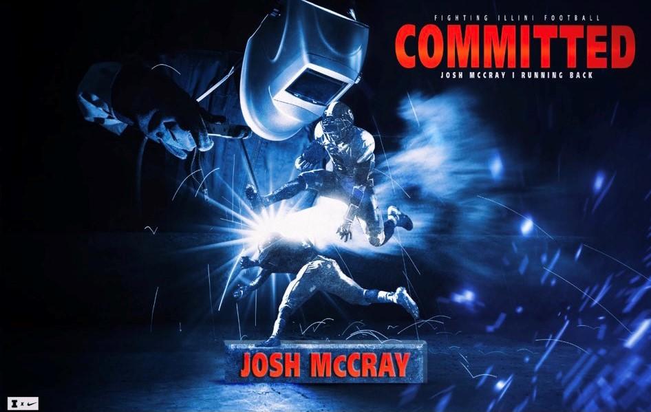 Football Recruiting - Spotlight on Joshua McCray