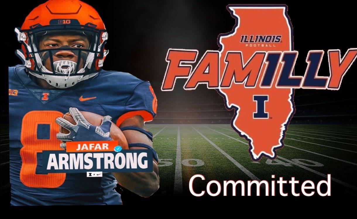 Football Recruiting - Spotlight on Jafar Armstrong