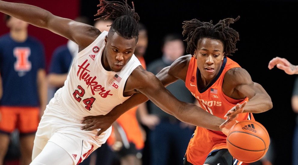 Ayo to the rescue, saves the Illini from disaster in Nebraska