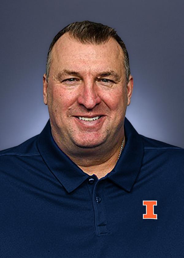 Illinois Head Coach Bret Bielema Invades Hawkeye Territory