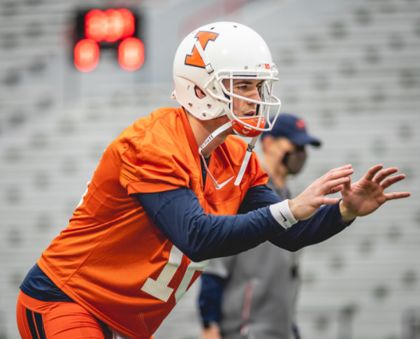 Peters, Williams set to battle for QB1 spot once again