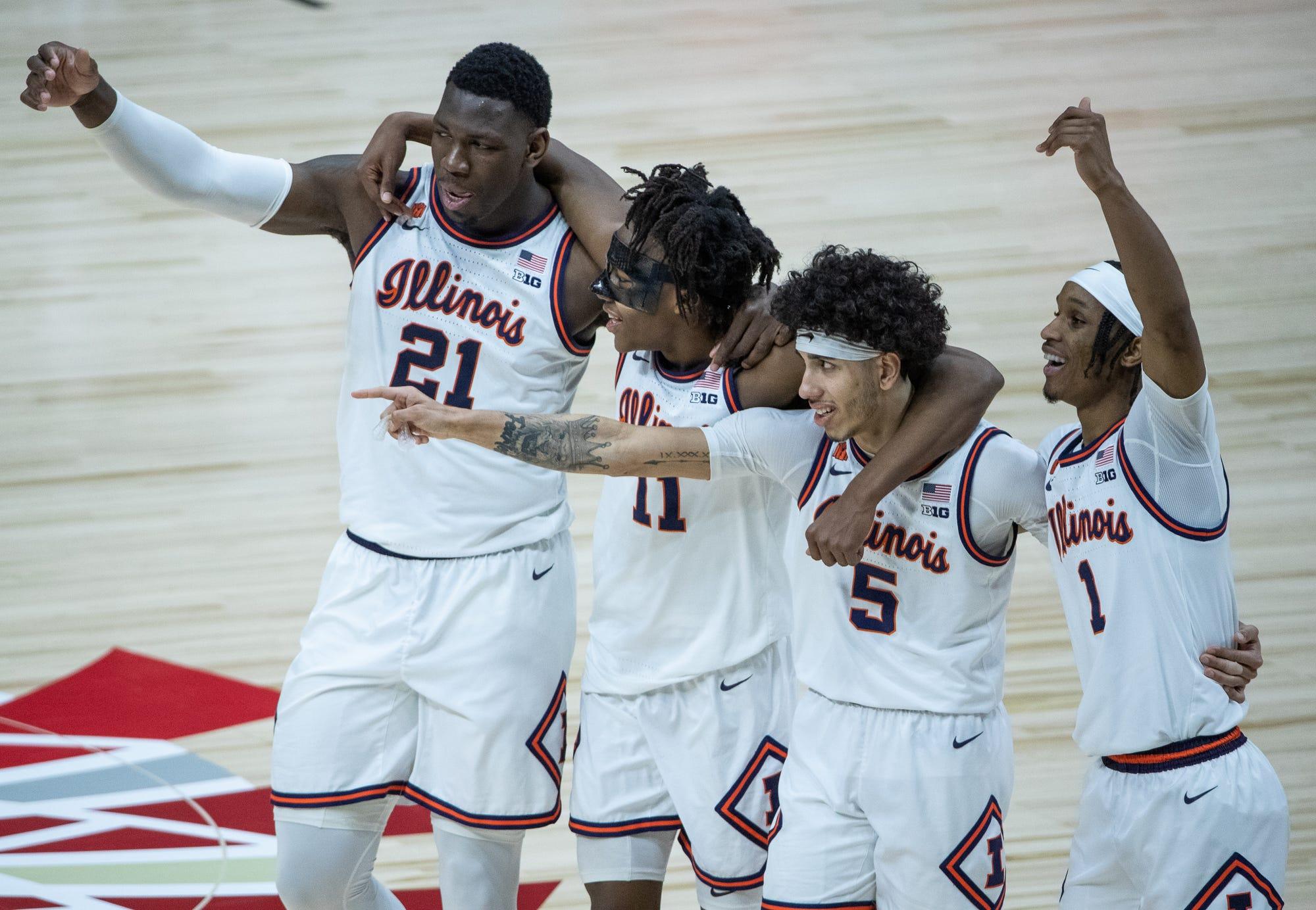 Basketball Recruits Taking Notice of Illini's Success