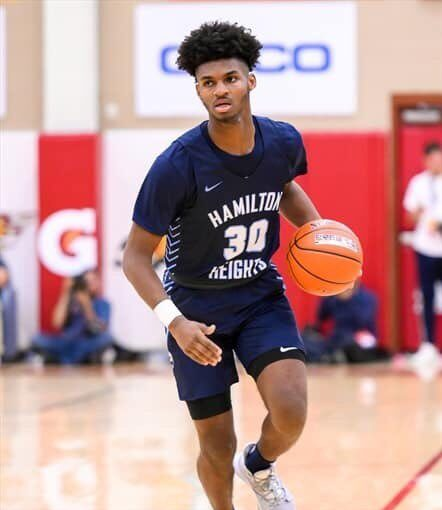 Illinois fans, keep an eye out for 2022 Guard Reggie Bass
