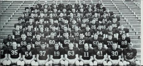 Recruiting Class Blast From the Past: 1961-1962