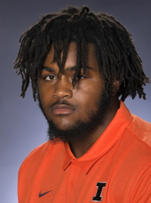 Johnny Newton looks to step into bigger role for Illini this fall