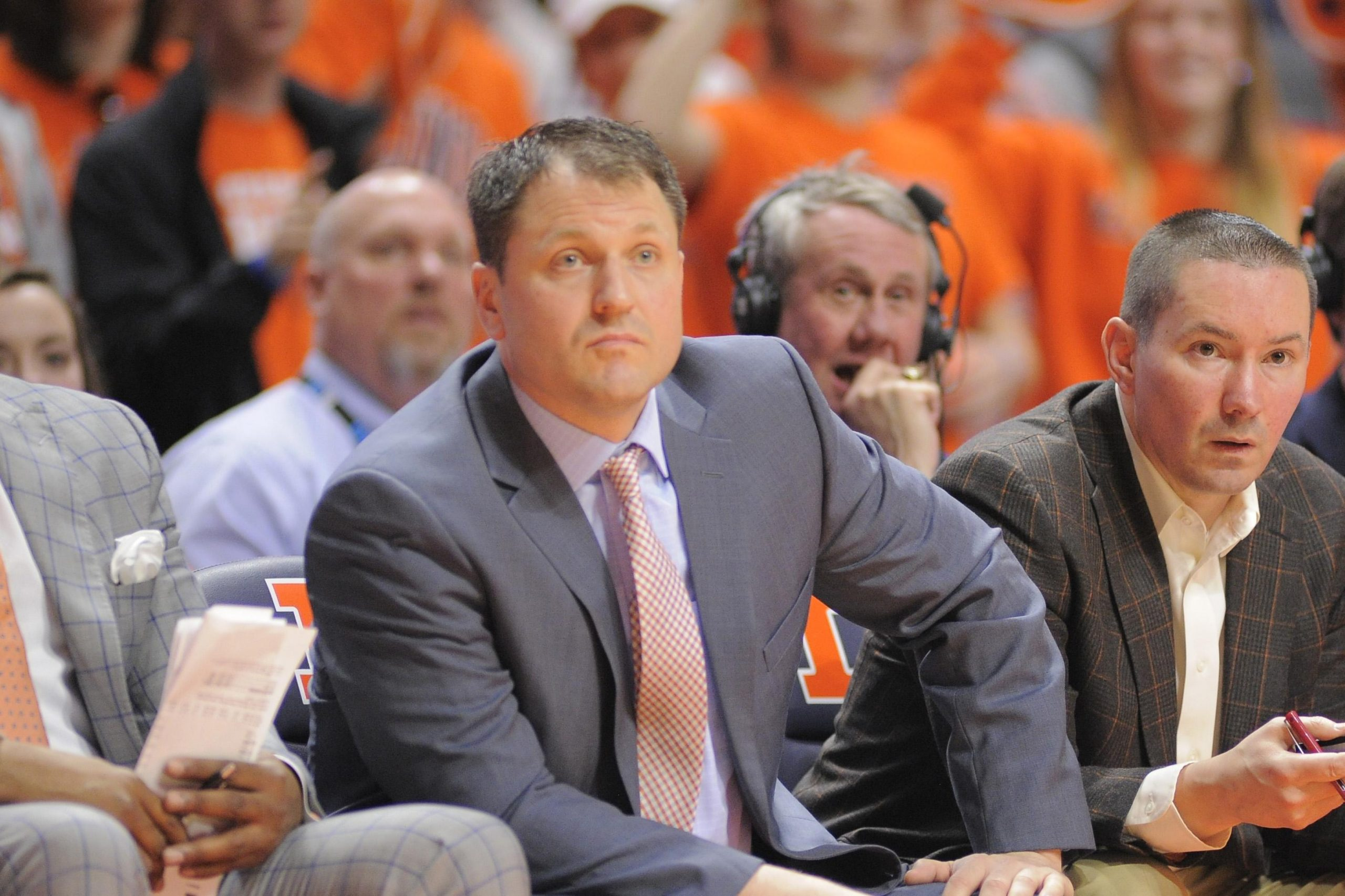 New Illini assistant coach Alexander sees his dreams become reality