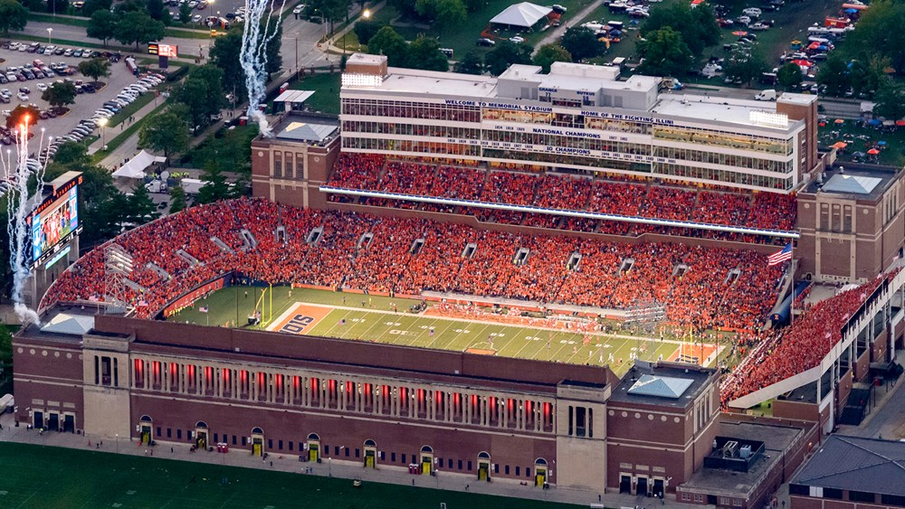 Memorial Stadium open 100% this fall as single-game tickets go on sale