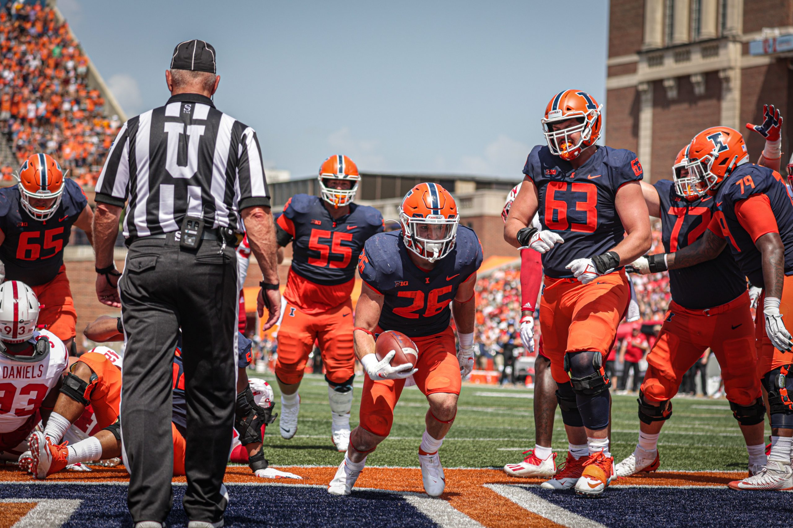 Got to Give the People What They Want: Bielema Knew What Illini Fans Wanted In His Debut