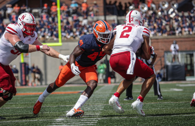 Confusing the Cornhuskers: Illini Defense Shows Multiple Looks Outplays Scott Frost's Offense