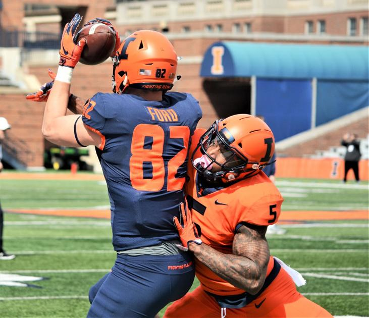 IlliniGuys Football Camp Position Preview: Tight End