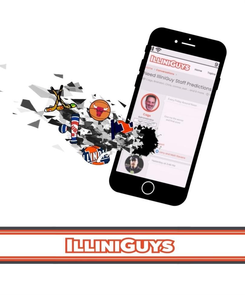IlliniGuys UTSA-Illinois Predictions