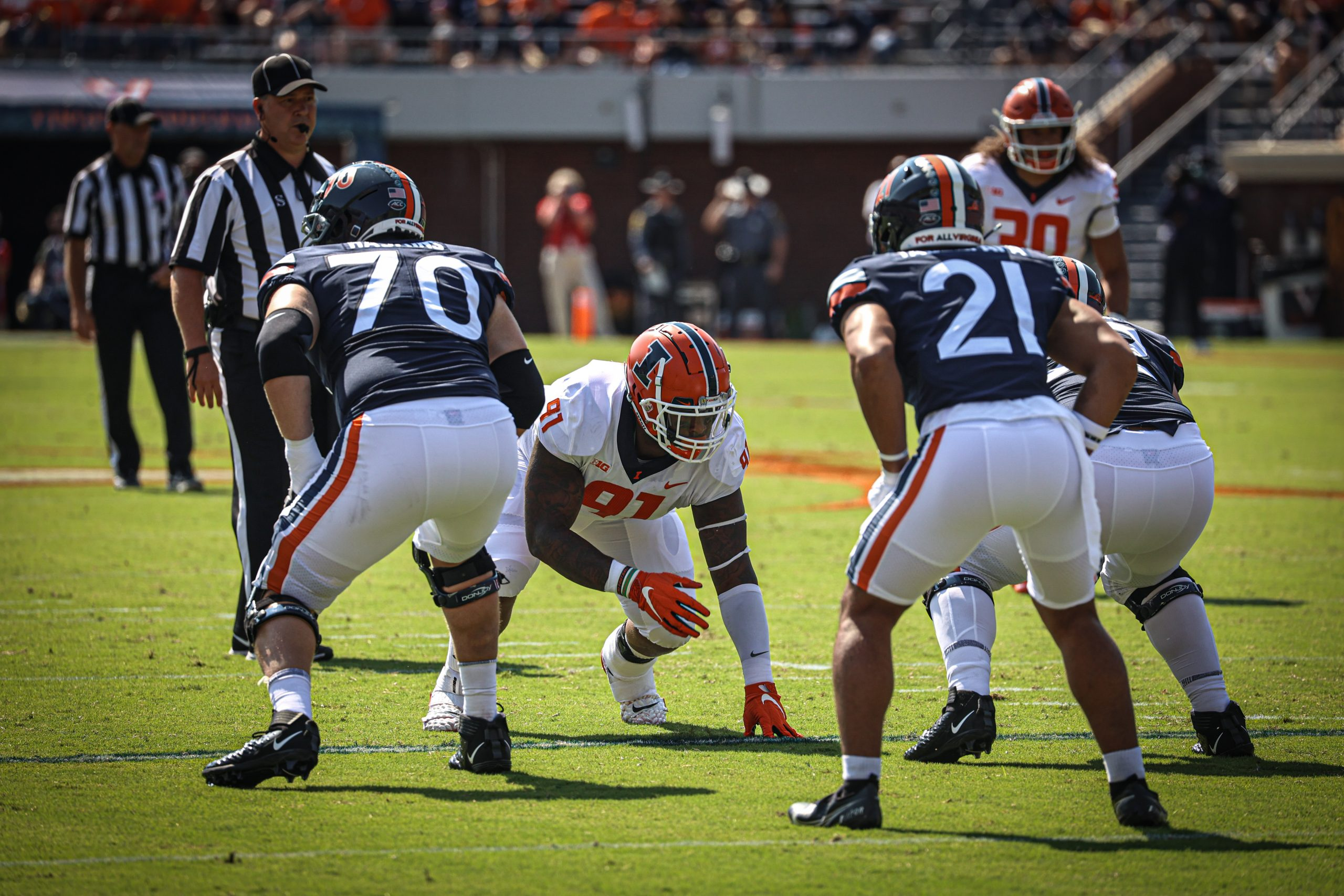 The Trench Report: Virginia