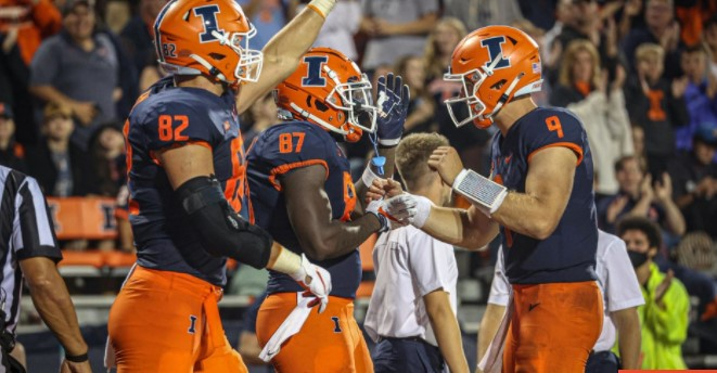 Mike Cagley's Heat Checks and Hail Marys - What are this year's Illini?