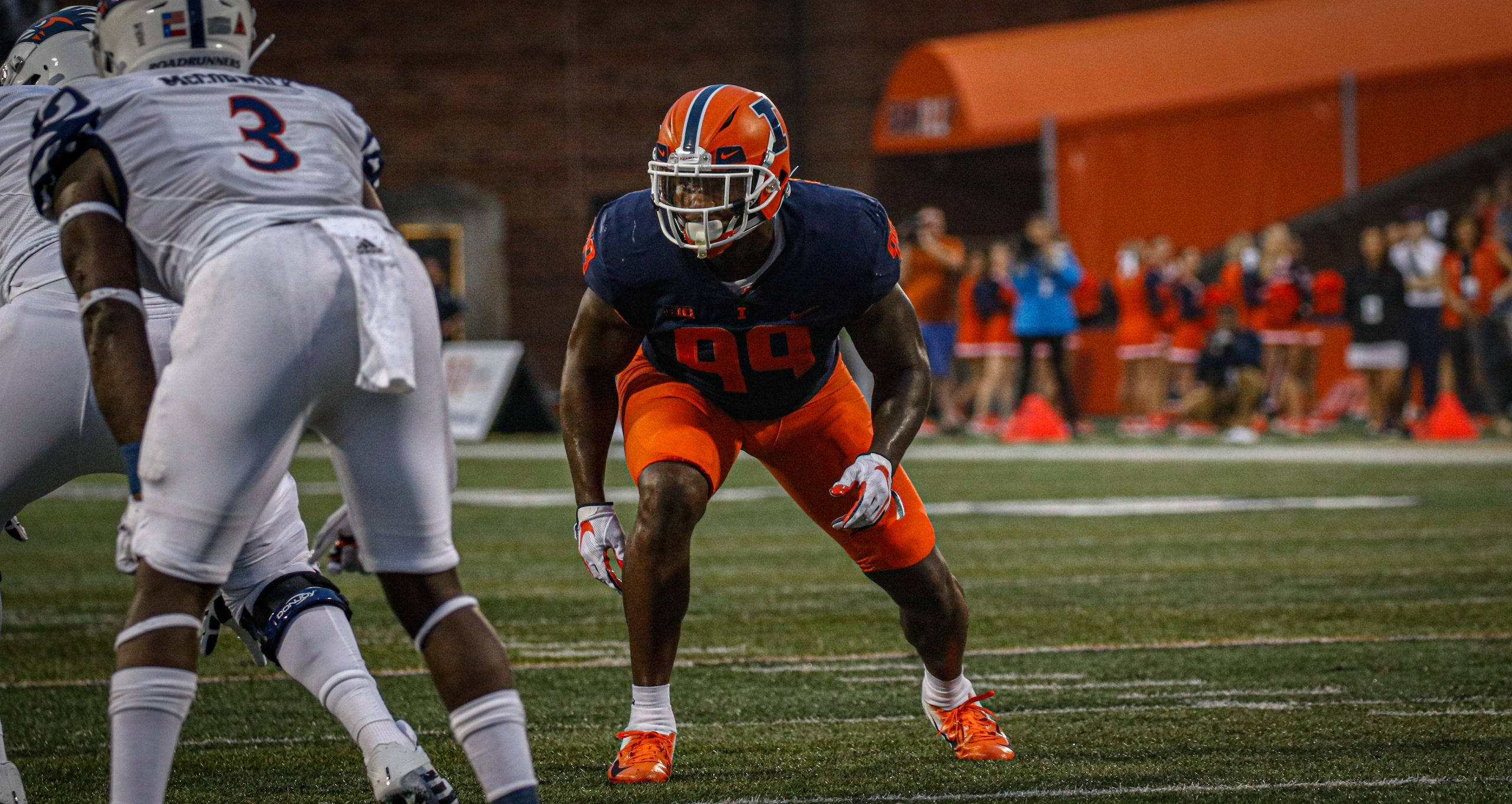 Illini DC Ryan Walters Shoulders Blame For Pre-Snap Coverage Issues