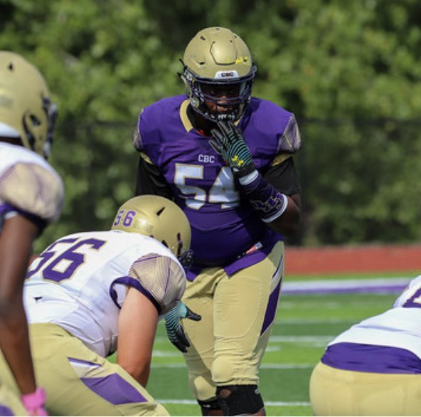 Recruiting:  2023 DL prospect Tyler Gant checks in after Saturday's win