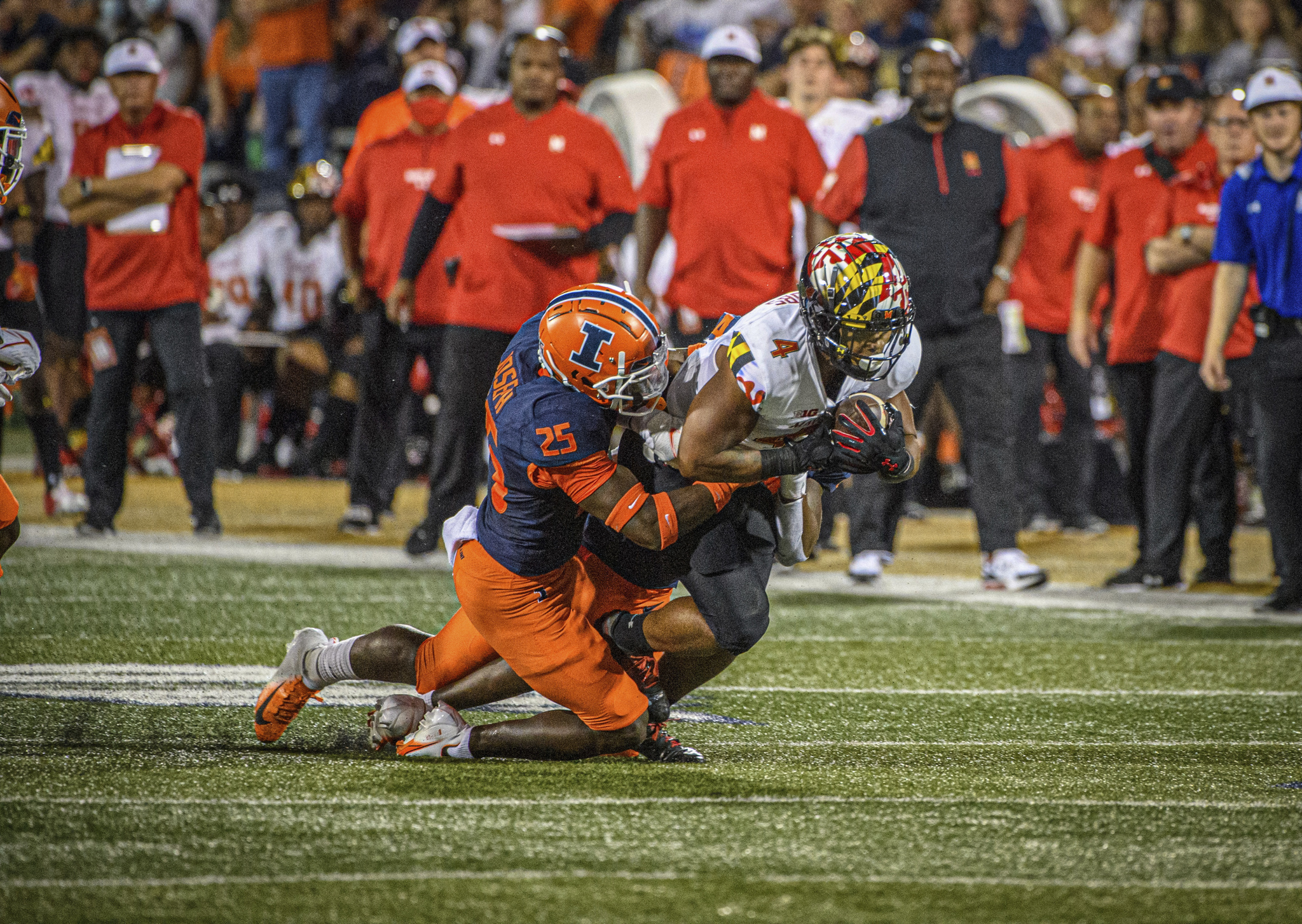 Five Minutes From Hell Dooms Illini in Crushing Loss